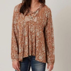 Guilded Intent by Buckle Boho Top